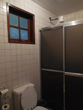 Che Lagarto Hostel Ilha Grande: private bathroom in private room