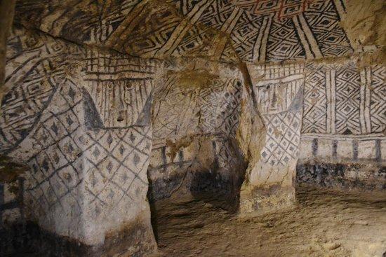 Archaeological Park of Tierradentro: HIPOGEOS 3