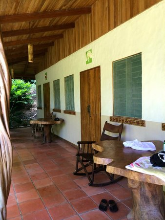 Star Mountain Jungle Lodge : Two of the Four rooms available