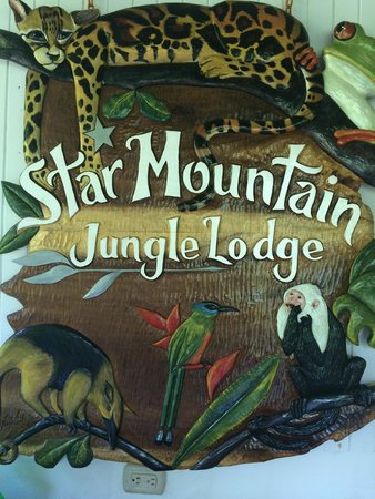 Welcome to Star Mountain Jungle Lodge