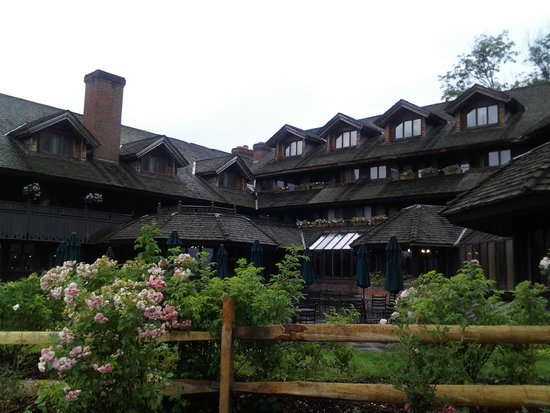Trapp Family Lodge : Our wing