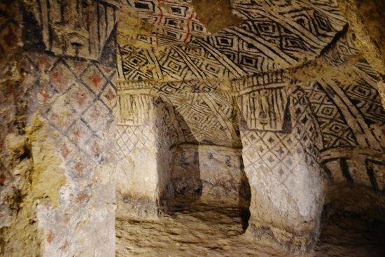 Archaeological Park of Tierradentro: HIPOGEOS 4
