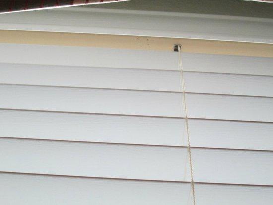 Lake Buena Vista Resort Village & Spa: blinds