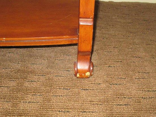 Lake Buena Vista Resort Village & Spa: more nicks in furniture