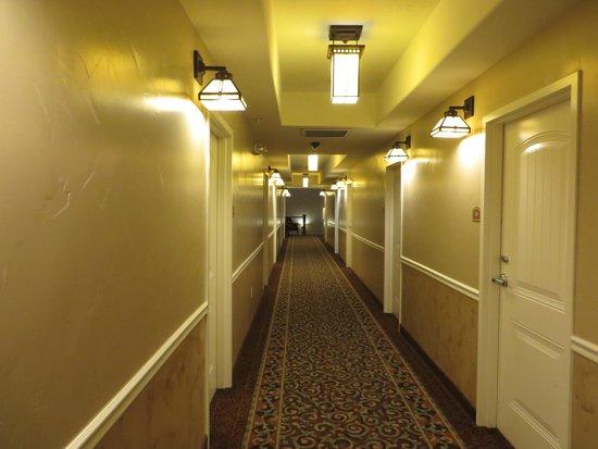 Wyndham Vacation Resorts Steamboat Springs : Hallway