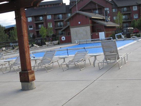 Wyndham Vacation Resorts Steamboat Springs : Pool
