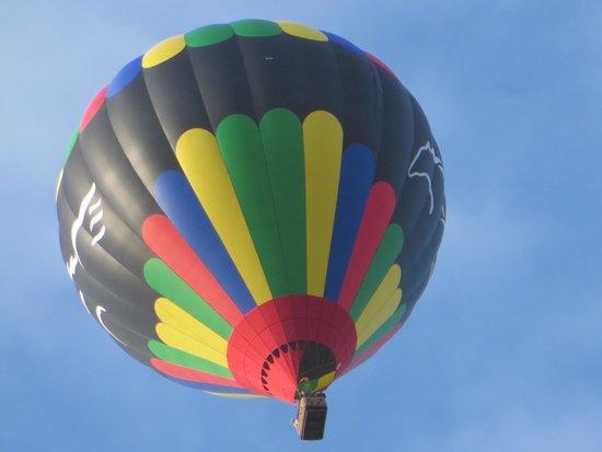 Wyndham Vacation Resorts Steamboat Springs: Hot Air Balloon Rides