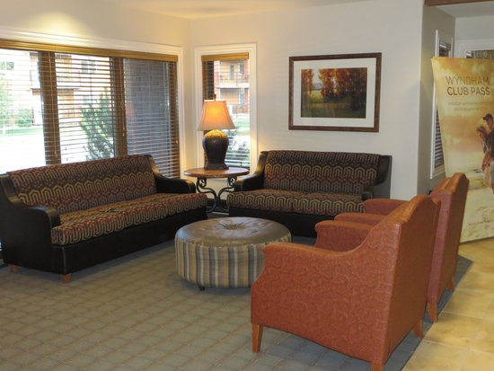 Wyndham Vacation Resorts Steamboat Springs: Lobby