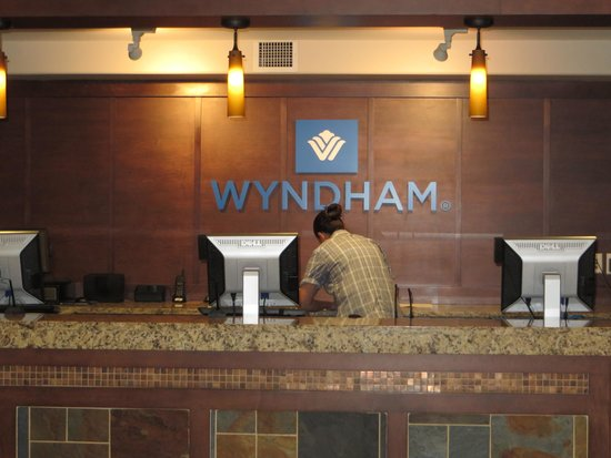 Wyndham Vacation Resorts Steamboat Springs: Check In