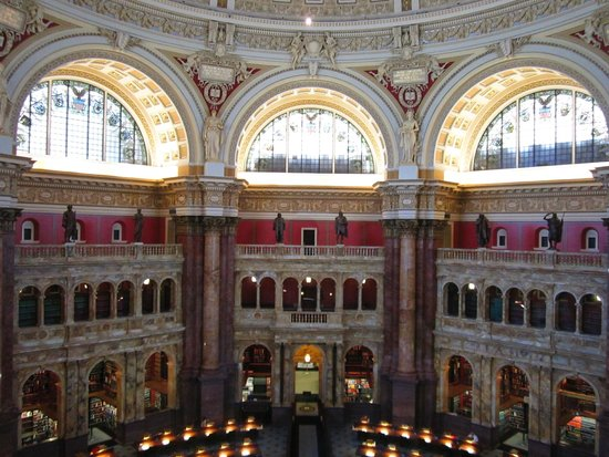 Library of Congress: The Reading Room