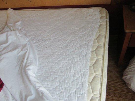 Residence Inn Lexington South/Hamburg Place: shrunken mattress pad