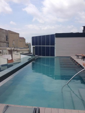Olivia Balmes Hotel : Roof top pool