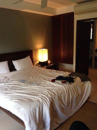 Quarter Hotel : Room