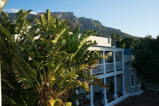 The Three Boutique Hotel: A picture from the balcony