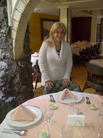 Hotel Centro Internacional: Comedor