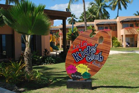 Sheraton Fiji Resort: Kids program center