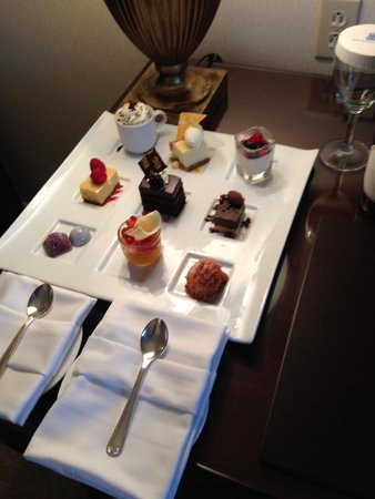 The Ritz-Carlton, Pentagon City : Welcome Gift