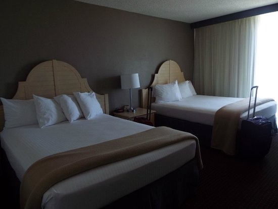 BEST WESTERN Yacht Harbor Hotel : Room & Beds