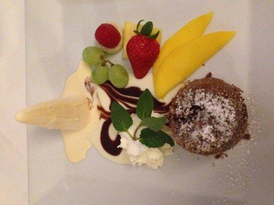 Restaurant Entler : Dessert!