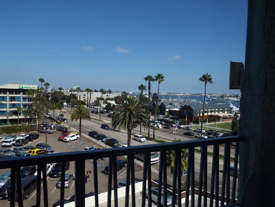 BEST WESTERN Yacht Harbor Hotel : View