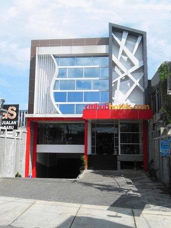 Citihub Gejayan : Fasade