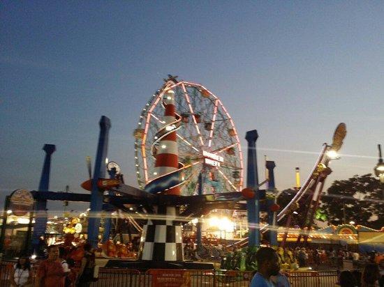 Coney Island USA: De maravilla