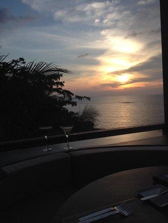 Plum Restaurant : Amazing view