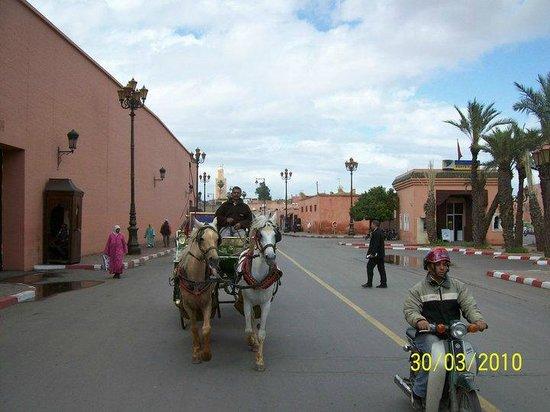Agdal Hotel : esta foto es de la medina, el hotel esta a 20 minutos andando