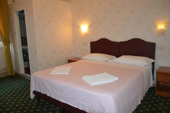 Hotel Texas: double room