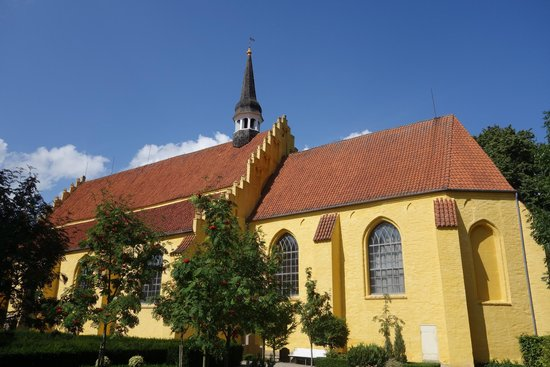 Faaborg Kirke Helligaandskirken