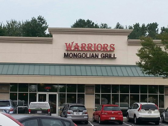 Warriors Mongolian Grill Ii Chesapeake Menu Prices Restaurant