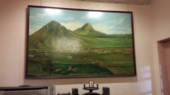 Mission San Luis Obispo de Tolosa: Painting