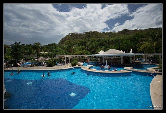 Hotel Riu Guanacaste: Pool