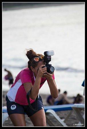 Hotel Riu Guanacaste : Photographer