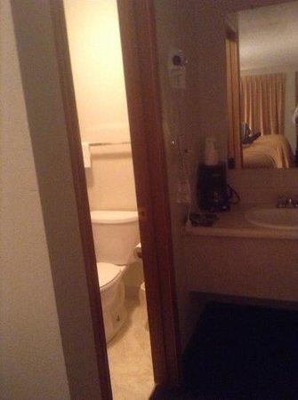 Quality Inn New River: bathroom
