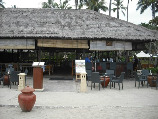 Kila Senggigi Beach Lombok : My favourite beach bar