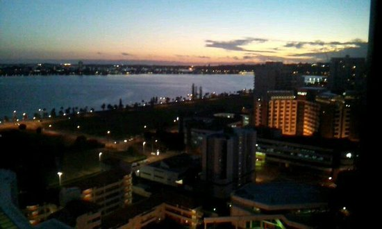 Fraser Suites Perth : View from 1806