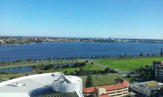 Fraser Suites Perth: View from 1806