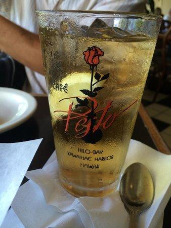 Cafe Pesto Hilo Bay : Very charming restaurant.