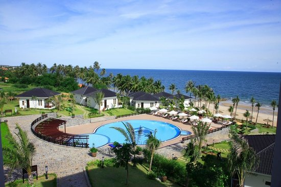 Lotus Mui Ne Resort & Spa : View from top