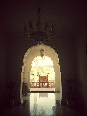 Taj Jai Mahal Palace Jaipur: Passage