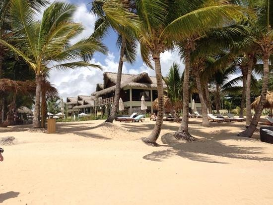 Zoetry Agua Punta Cana: arena suave y sol