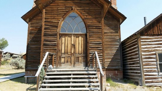 Bannack State Park: Loved it