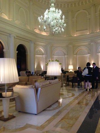 Boscolo Exedra Roma, Autograph Collection : The Lobby area