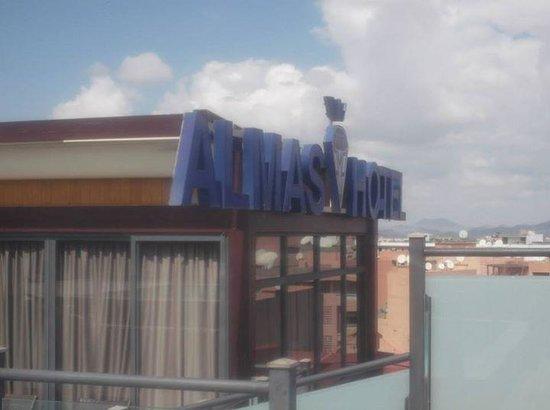 Hotel Almas: roof top