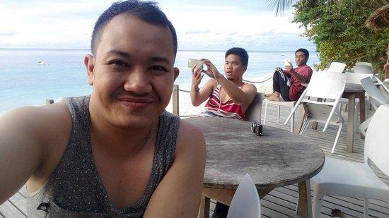 Casa Nemo Beach Resort and SPA: just selfie... haha