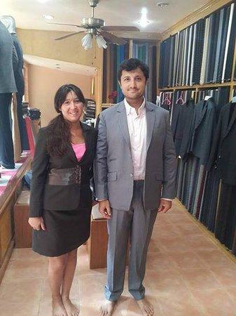 Ash Tailor Samui : suit