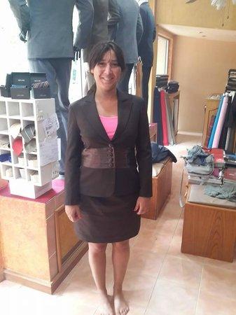 Ash Tailor Samui : slim fit designer suit