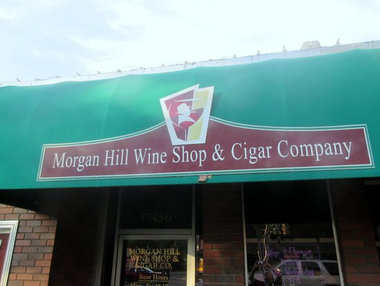‪Morgan Hill Cigar Company‬