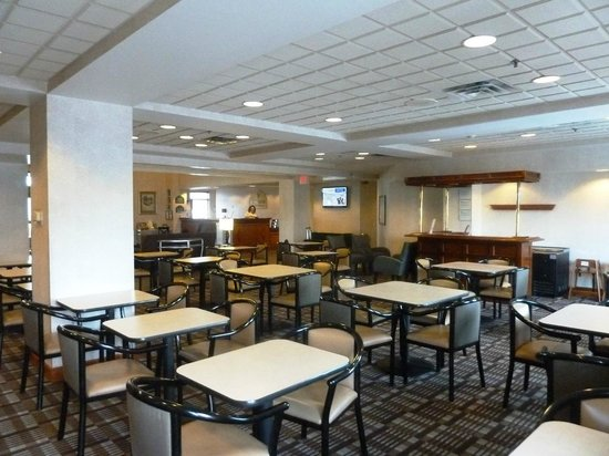 Wingate by Wyndham Cincinnati/Blue Ash: The breakfast zone